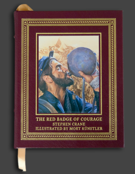 an analysis of henry flemings struggle in the red badge of courage When henry fleming joins the union army, he's got big ideas of what  based  the red badge of courage on one of the bloodiest struggles in.